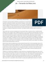 Facebook e Amizade – Fernando Da Mota Lima _ Revista Será