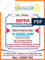 1) Derivatives-futures Summary by Gaurav Jainn Sir