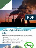 Global Sensitization