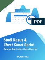 Design Sprint Cheat Sheet