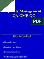 Dr. Masoom QA-GMP-QC