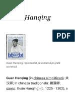 Guan Hanqing - Wikipedia
