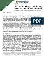 Artigo 4- Tração Polimeros