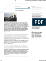 Condiciones de Diseño Sistema de Aire Acondicionado