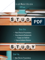 160304 Study Template 16x9