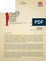 Documento Base Seminario Poder Popular y Política Económica