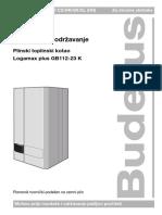 Logamax PlusGB112-23K Mont Odrzavanje 72050600-04 00HR