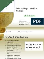 India Presentation com
