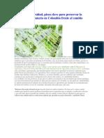 La Agrobiodiversidad