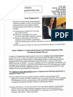 FY19 Parent & Family Engagement Policy