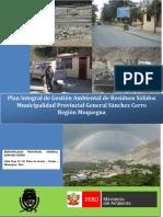 Pigars Omate-municipalidad Provincial General Sánchez Cerro-2013