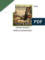 La Isla Del Tesoro Francisco Hormazabal