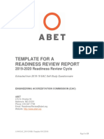 A044 2019 20 Readiness Review Template for EAC 3-12-2018 Final