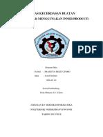 361655401005_Prasetyo Bekti Utomo_2A_TUGAS Sistem Pakar INNER PRODUCT