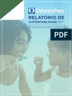 Relatório Anual de Sustentabilidade - 2017