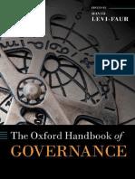 Manual Sobre Gobernanza - Oxford