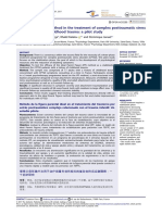Ideal Parent Figure Method in the Treatment of Complex Posttraumatic Stress Disorder Related to Childhood Trauma a Pilot Study
