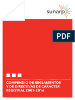 COMPENDIO DIRECTIVAS SUNARP 2001 -2016.pdf