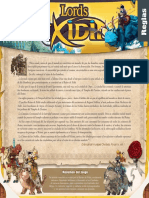 Lords of Xidit - Manual de Reglas (Español)