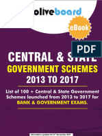 Central & State Government Schemes