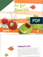 [Supermercats suma] - Deliciós i divertit. Creativitat vegetal