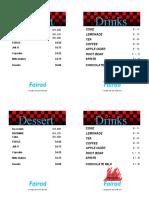 full page view menu