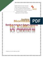 Analisis de Las NIA -Trabajo 2