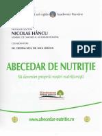 Abecedar de nutritie - Nicolae Hancu.pdf