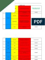 Tabele Secții de Vot Referendum