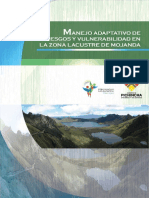 Documento Tecnico Mojanda 2017