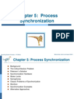 5. Process Synchronization