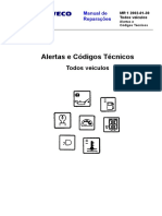 MR 01 2002-01-30 Alertas e Códigos Técnicos