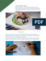 Técnicas de Dibujo y Pintura