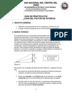 CORRECCIÓN DE FACTOR DE POTENCIA BY
