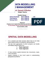 GIS Data Modelling and Mangement
