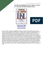 La-Venta-Con-Pnl-Desarrolle-Sus-Habilidades-Para-Utilizar-Con-Ex-Ito-El-Nuevo-Modelo-De-Venta.pdf