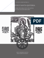 Los Hitos y Santa Quiteria Una Historia Del Siglo XVI