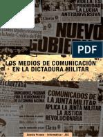 Planificación Clase - Dictadura Militar Argentina -