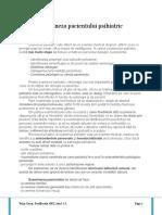 Discutarea problemelor si antecedentelor.docx