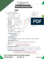 FORMULARIO triangulacion