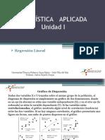 2.- UNIDAD I Regresión Lineal