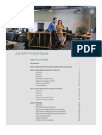 Small Business Product Guide - July 2010 Edition