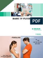 Basic IV Fluid