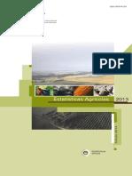 Estatisticas Agricolas 2013