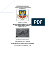 180315 ACC CENTCOM HH60PaveHawk AIB NarrativeReport