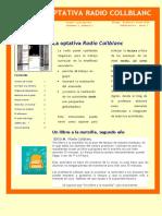 Boletín de Radio Ampliado Finalizado Octubre 2018