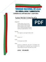 informe de macroeconomia