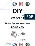 DIY-Switch Fechadura Da Porta