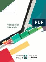 Contabilidad Intermedia - Actividades 1er Parcial C