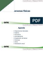 Principios Fiscal